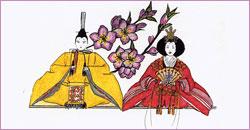 HINAMATSURI - Festa delle Bambine, delle Bambole e dei Fiori di Pesco