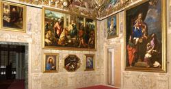 Visita virtuale ad alcune delle straordinarie sale dei Musei di Strada Nuova (immagini a cura di Hans Von Weissenfluh)