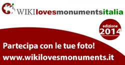 Anche Genova in posa per Wiki Loves Monuments 2014