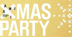 Xmas Party<br>Una cena per l�arte contemporanea