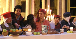 Genova: il cibo e il sacro